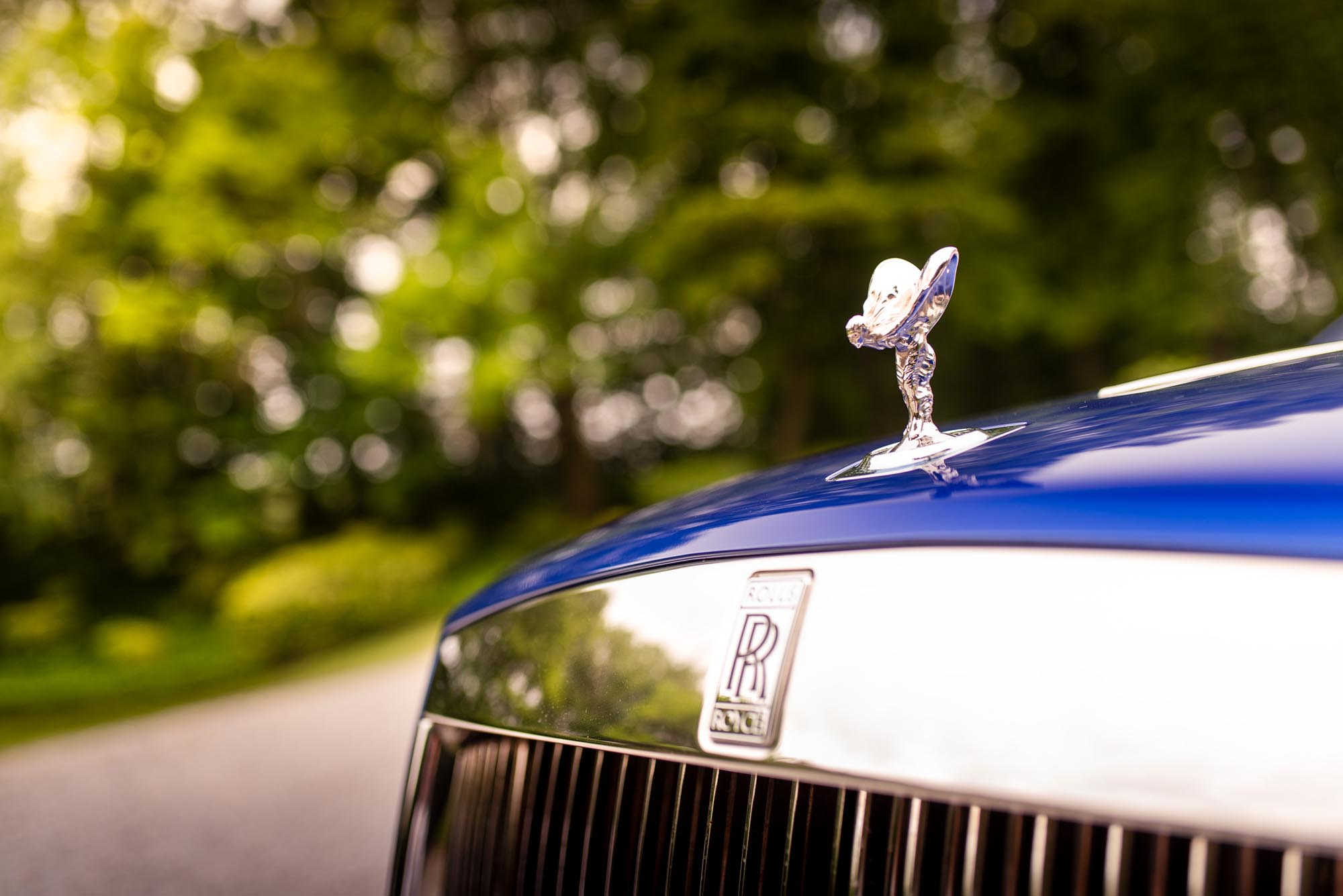 Rolls-Royce Dawn Photographed for JCT600 Leeds
