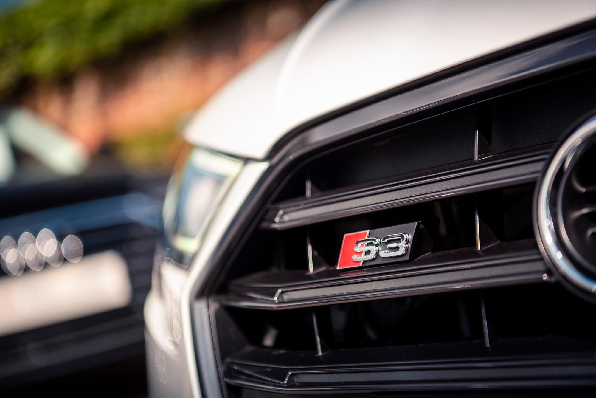 Audi S3 Photographed for Leeds Audi Yorkshire