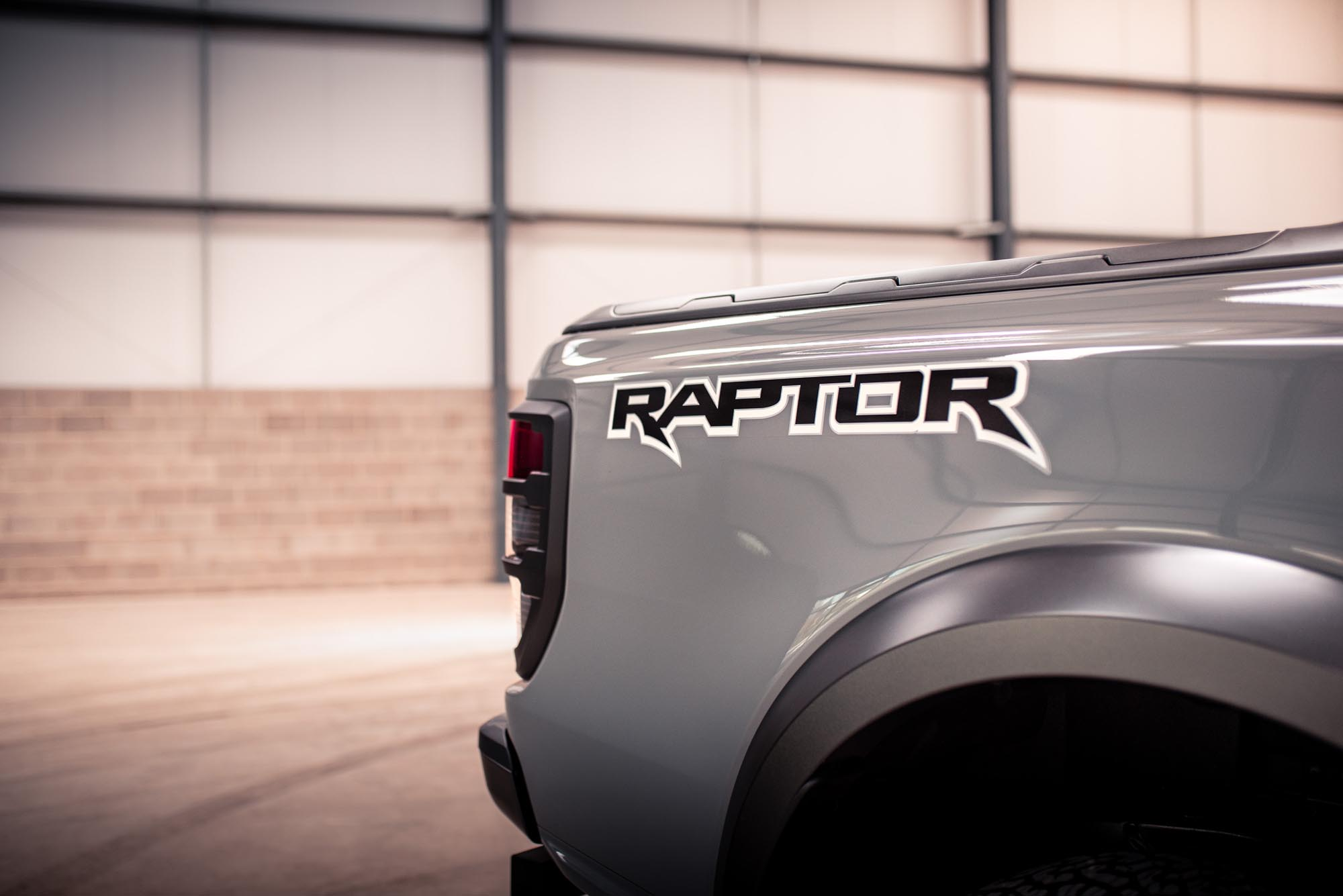 Ford Raptor stock photography for 4x4 AT Northallerton